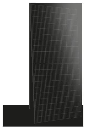 Panel Full Black