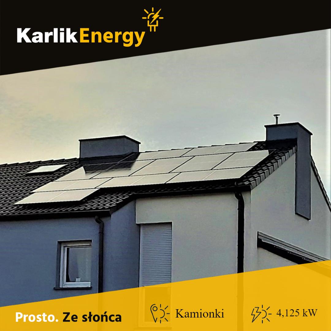 Karlik energy _ kamionki