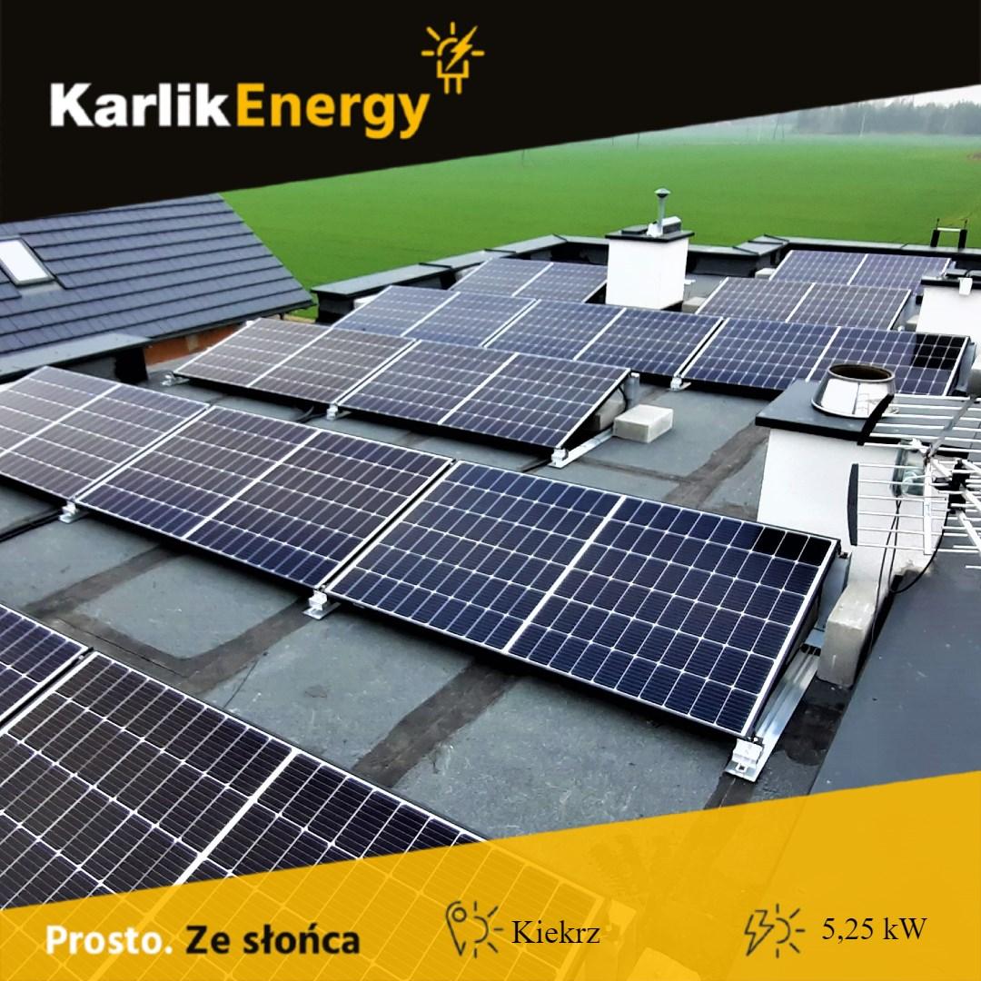 Karlik Energy _ Kiekrz _ Fotowoltaika
