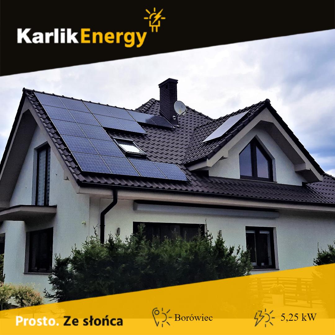 Karlik Energy _ Borówiec _ Fotowoltaika